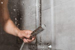 Limpiar colchon ducha