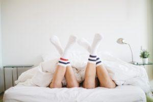 compartir cama