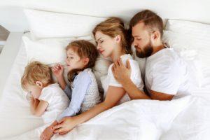 Cómo elegir colchón familia