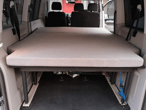 Colchón plegable Kfoam furgoneta