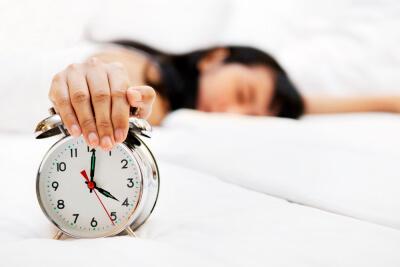Despertar madrugada despertador r. circadianos